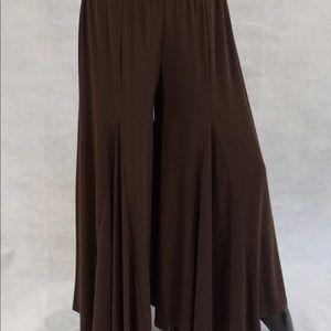 Pants - Crop Pants Gauchos